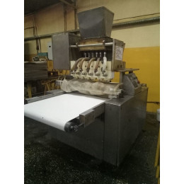 ТОМ 350M: машина пряничная отсадочная двухбункерная б/у