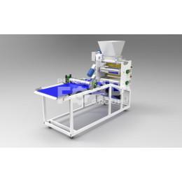 Машина для производства хлебцев, галет, крекеров и хлебной соломки