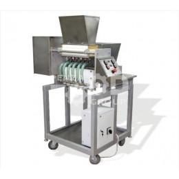 Конфетоформующая машина для конфетных заготовок с начинкой (2-27 жгутов)