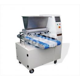 ТОМ 200: машина отсадочная однобункерная (на противень)  для изготовления печенья, зефира, кексов, эклеров, бисквитов.