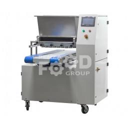 ТОМ 200: машина отсадочная однобункерная (на ленту)  для изготовления печенья, зефира, кексов, эклеров, бисквитов.