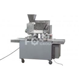 ТОМ 350M: машина отсадочная двухбункерная (валковая или шнековая)  на ленту для производства двухцветных кондитерских изделий и изделий из теста с начинкой