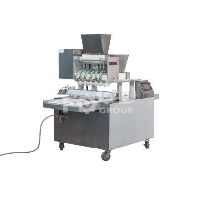 ТОМ 350: машина отсадочная однобункерная (валковая, без начинки)  на противень для изготовления пряников и овсяного печенья