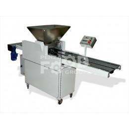 Двухрядная зефироотсадочная машина ЗМ300 для изготовления зефира с начинкой